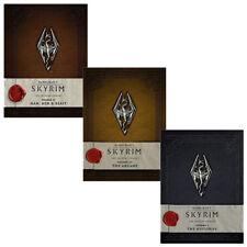 Elder Scrolls V: Skyrim - The Skyrim Library Vol (1 - 3) 3 Books Collection Set