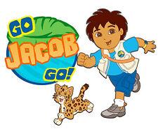 Go Diego Go custom Tshirt Personalize Birthday gift favor Kids, youth, Tv show