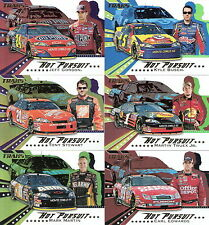 2007 07 Traks Hot Pursuit Set Gordon Johnson Earnhardt Stewart Kenseth Harvick