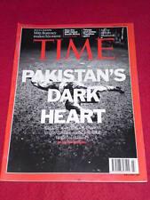 TIME MAGAZINE - PAKISTAN KARACHI - Jan 16 2012