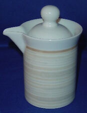 Dansk Centra Taupe Creamer With Lid
