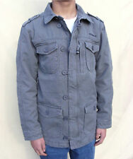 MENS MILITARY STYLE COAT, NEW WITH TAGS, SIZE MEDIUM