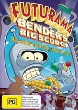 Futurama - Bender's Big Score (DVD, 2008)