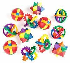 Children's Plastic Puzzle Balls Goody Bag Fillers Party Favors Fidget Toys