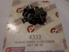 Small block Competition Products Valve train Retainers 4332 Locks