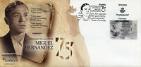 Spain 2017 FDC Miguel Hernandez 75th Memorial 1v Cover Poets Literature Stamps