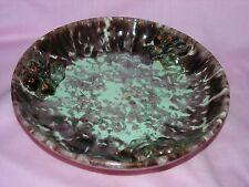 Vintage Jasba Keramik Germany Majolica Centerpiece Serving Bowl #1883