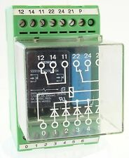 Phoenix 2952185 Relaismodul EMG 45-REL/IR-W230/HWR Siemens V23100 Relais B32655