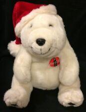 Coca Cola Christmas Plush Polar Bear