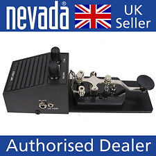 MFJ 557 morse key with oscillator  - very popular