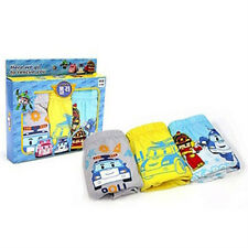 Robocar Poli Rescue Underwear 3pcs set for 5~6 years old / Poli panties 3pcs set
