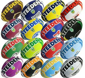 Steeden NRL Team Supporter ball