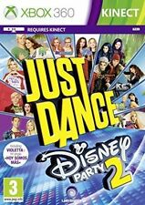 Just Dance Disney Party 2 Xbox 360 & UK Kids Console Game