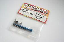 Yokomo B-Max2 Battery Mount Pin Set - B2-118H - Bmax-2 MR/RS