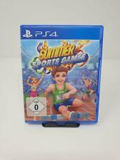 Summer Sports Games - PS4 - Playstation 4 - CD Kratzerfrei