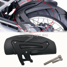 Black Rear Fender Mudguard Wheel Hugger Fit For BMW R1200GS LC/Adventure 13-16