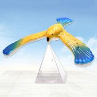 Novelty Amazing Balancing Eagle Stand Magic Bird Desk Kids Toy Fun Learn Gift