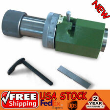 New listing 5C Cutter Head For U3 Universal Grinder Sharpener Part w/ 29mm Dovetail Groove