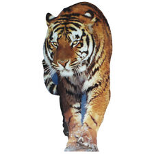 TIGER Lifesize CARDBOARD CUTOUT Standee Standup Poster Big Cat FREE SHIPPING