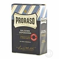 Proraso NEW Moisturising Aftershave Balm - Protective - 100ml Blue