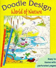Good, Doodle Design Pad - Wildlife, Holland Publishing, Book