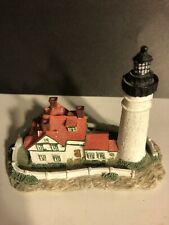 Scaasis Lighthouse Figurine Portland Head Maine Collectible Vintage