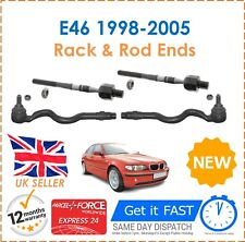 For BMW 3 Series E46 1998-2005 Inner Steering Track Rod Tie Rod End Assembly New
