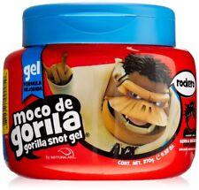 [MOCO DE GORILA] GORILLA SNOT GEL ROCKERO/ROCKER HAIR RED MEGA HOLD 9.52OZ