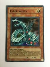 PTDN-EN010 Cyber Valley Super Rare Mixed Edition Yu-Gi-Oh