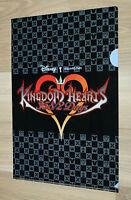 Kingdom Hearts 358/2 Days Rare Promo File Clear File Square Enix Disney