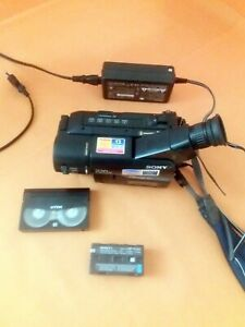 Syenrgy Digital Camcorder Accessory Kit Works with Sony CCD-TRV608 Camcorder includes SDM-101 Charger SDNPFM50 Battery