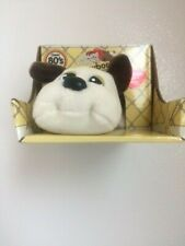 Pound Puppy Newborn - Cream & Brown with Adoption Certificate & Removable diaper