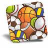 Awesome Fridge Magnet - Sports Balls Cartoons Tennis Cool Gift #3760