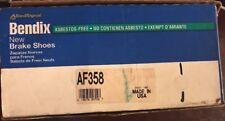 New Bendix Brake Shoe Set Kit  # AF358  *NOS 95-98 Ford F-250 + others
