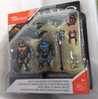 MEGA Construx HALO Brute Weapons Customizer Pack - NEW Item BT-01