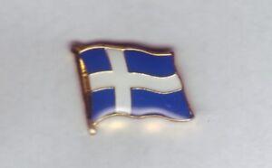 Shetland Flag Pin, Pin, Sealtainn, Shetland GB