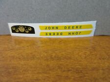 JOHN DEERE 3020  DECALS  1/16 SCALE *