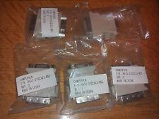 Entièrement neuf sous emballage DVI-I mâle vers femelle VGA SVGA HD 15 Broches Carte Vidéo Moniteur Convertisseur