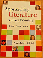 Approaching Literature in the 21st Century: Fiction, Poetry, Drama, Ridl, Jack,
