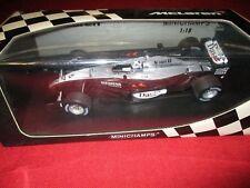 MINICHAMPS® 530 031815 1:18 McLaren Mercedes MP4-18 Testcar 2003 David Coulthard