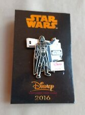 Disney 2016 Visa Cardmember Exclusive Limited Release Pin - Darth Vader Pin