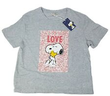 Cath Kidston x Snoopy T-Shirt Grey  Colour  New with Tag