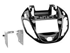 Radioeinbauset 2 DIN Blende Adapter Auto Ford B-Max JK8 piano black