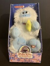 Rudolph Red-Nosed Reindeer Bumble Abominable Snowmonster 2004 Gemmy Holly Jolly