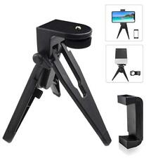 Mini Tripod Table Stand, vamvo Phone Tripod with Pads and Soft Pistol Grip for D