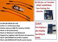 5x USB/TTL Serial Perfect for Arduino/STC/ship within 2 biz days