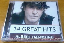ALBERT HAMMOND 14 Great Hits SOUTH AFRICA Cat# CDCOL7541