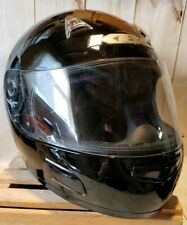 KBC Motorcycle Helmet Model Galaxy Snell Approved DOT Black Size Small