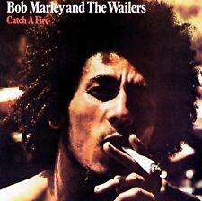 BOB & THE WAILERS MARLEY - CATCH A FIRE (LIMITED LP)  VINYL LP NEU