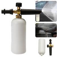 1L Foam Lance Bottle Snow Foam Lance Foam Gun Pressure Car Washer For Karcher
